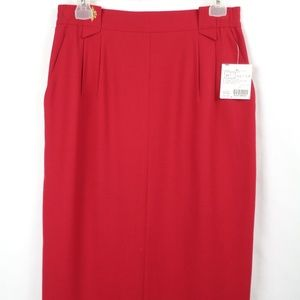 Horst Basler Casino  Skirt Women's Size 40